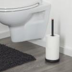 Pastatomas atsarginio tualetinio popieriaus laikiklis Tiger Urban Black