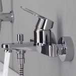GROHE BauLoop vonios maišytuvas, chromas-voniosguru.lt