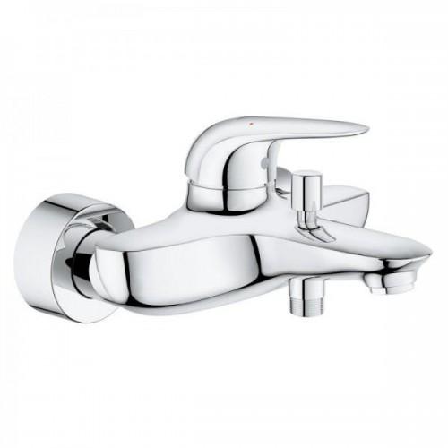 Grohe Eurostyle New Solid vonios maišytuvas, chromas-voniosguru.lt