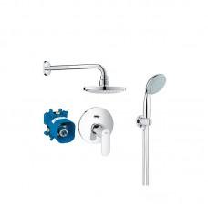 Grohe Eurosmart Cosmopolitan 180 potinkinės dušo sistemos komplektas (25183000)