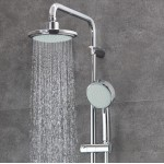 Termostatinė dušo sistema Tempesta Cosmopolitian 210 26223001-voniosguru.lt