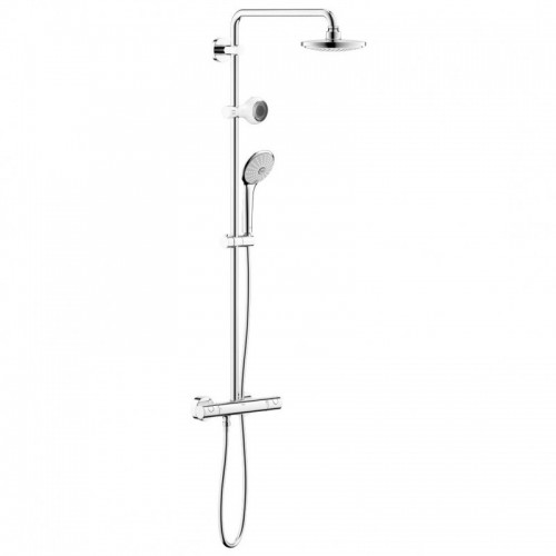 Dušo sistema Grohe Euphoria 180 su Aquatune kolonėle-voniosguru.lt