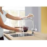 Grohe Minta Touch elektrinis virtuvinis maišytuvas,  su lietimui jautriu paviršiumi 31360001-voniosguru.lt