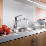 Maišytuvas  virtuvinis  Hansgrohe Focus E, 31780000-voniosguru.lt