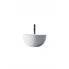 Pastatomas praustuvas Alice Ceramica Unica Round 400x400 mm