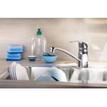 Grohe Euroeco virtuvinis maišytuvas, chromas 32750000-voniosguru.lt