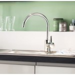 Grohe virtuvės maišytuvas Eurosmart Cosmopolitan  nerūdijančio plienio-voniosguru.lt