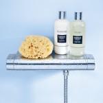Grohe Grohtherm 2000 new termostatinis dušo maišytuvas su lentynele  34469001-voniosguru.lt