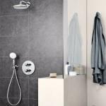 Grohetherm 1000 New concealed shower set-voniosguru.lt