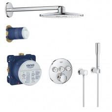 Potinkinis termostatinis komplektas Grohe SmartControl 310, 3 padėčių 34705000