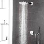 Potinkinis termostatinis komplektas Grohe SmartControl 310, 3 padėčių 34705000-voniosguru.lt