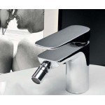 Maišytuvas bide Fima Quad spalvų pasirinkimas chroamas, juoda balta-voniosguru.lt