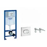 Potinkinis WC rėmas Grohe Rapid SL 38981000-voniosguru.lt