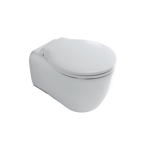 Pakabinamas klozetas Ergo Galassia su lėtaigiu dangčiu-voniosguru.lt