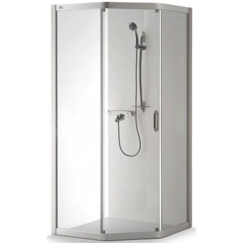 Baltijos brasta dušo kabina VAIVA-voniosguru.lt