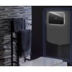 Villeroy & Boch Nuleidimo mygtukas Flush plate ViConnect juodas-voniosguru.lt