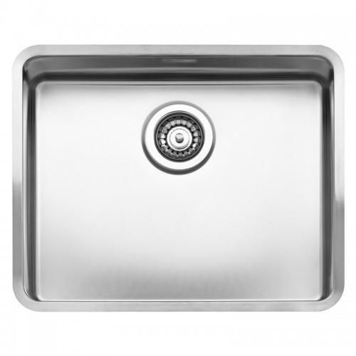 Reginox iš apačios klijuojama Kansas virtuvinė plautuvė 50x40 cm-voniosguru.lt
