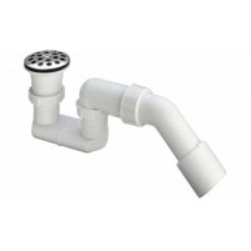 Viega dušo padėklo sifonas 40 x 40/50-voniosguru.lt