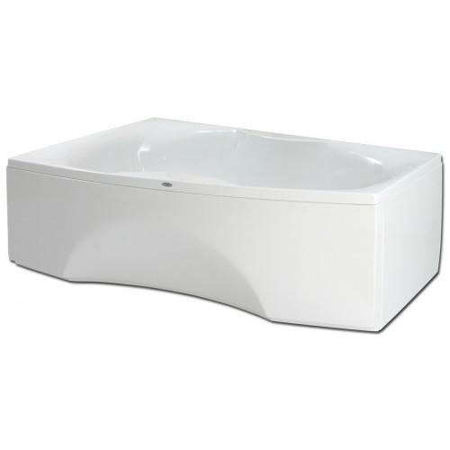 PAA Akrilinė vonia Rigonda 1800x1100 mm-voniosguru.lt