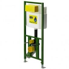 Viega Eco Plus klozeto rėmas su tvirtinimais 606664+460440