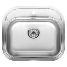 Reginox nerūdijančio plieno virtuvės plautuvė, 575x505 mm