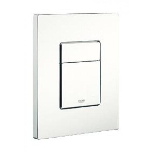Grohe WC nuleidimo mygtukas Skate Cosmopolitan, spalvų pasirinkimas balta, chromas, matinis chromas-voniosguru.lt