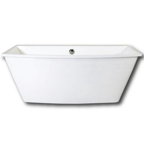 PAA akmens masės vonia Step 170x79 cm-voniosguru.lt