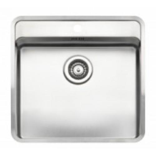 Reginox, nerūdijančio plieno virtuvės  plautuvė, Ohio, 500x400 mm-voniosguru.lt