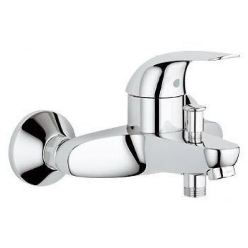 Grohe Euroeco vonios maišytuvas, chromas-voniosguru.lt