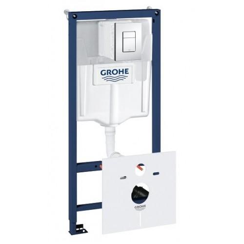 Potinkinis WC rėmas GROHE 5in1 su Grohe fresh 38827000-voniosguru.lt