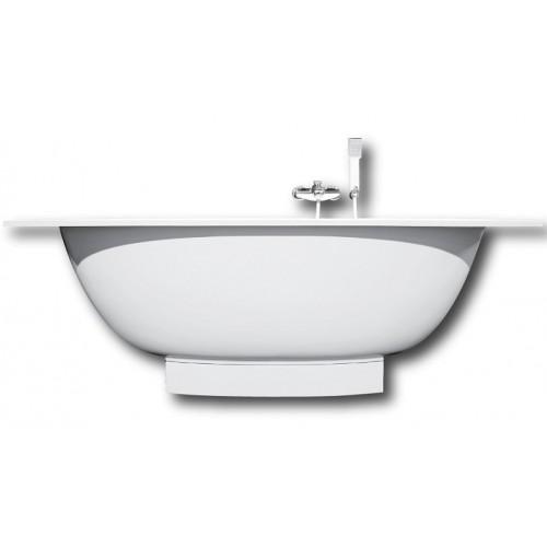 Verso vonia, 1700x750 mm, su paneliu, balta-voniosguru.lt