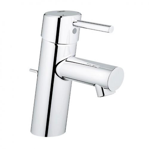 GROHE Concetto new praustuvo maišytuvas su dugno vožtuvu, chromas-voniosguru.lt