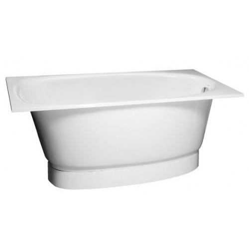 PAA akmens masės vonia Uno, 1500x750 mm-voniosguru.lt