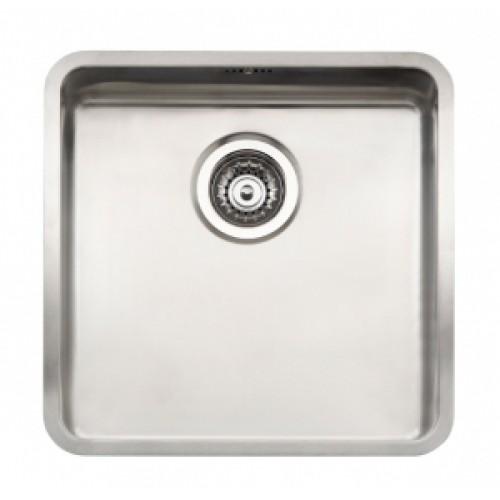 Reginox nerūdijančio plieno virtuvės plautuvė Kansas 440 x 440 mm-voniosguru.lt