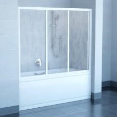 Vonios durys Ravak AVDP3 baltas profilis