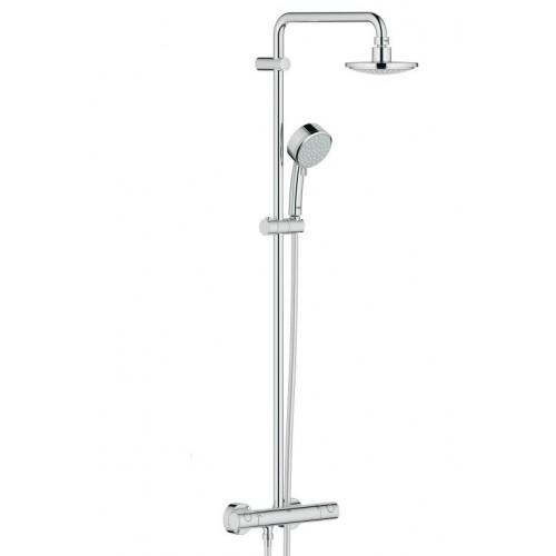 Termostatinė dušo sistema  Grohe New Tempesta Cosmopolitan 160 27922000-voniosguru.lt