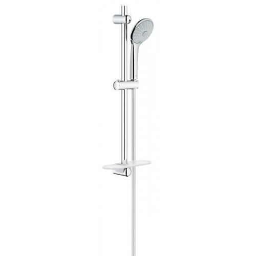 Dušo komplektas Grohe Euphoria 110  su masažinė dušo galvutė ir muilinė-voniosguru.lt