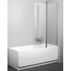 Dviejų dalių varstoma vonios sienelė Ravak CVS2 990 x 1500
