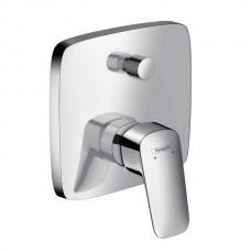 Potinkinis vienos rankenėlės vonios ir dušo maišytuvas Hansgrohe Logis 71405000