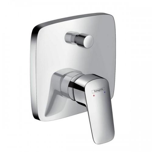 Logis vonios maišytuvo dekoratyvinė dalis, chromas-voniosguru.lt