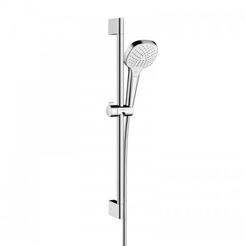 Dušo komplektas Croma Select E Vario 0.65m EcoSmart baltas/chromas-voniosguru.lt