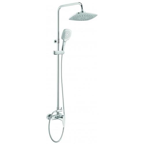 Virštinkinė dušo sistema Deante Peonia