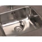 Reginox Colorado Comfort R 445x393mm R24317  nerūdijančio plieno plautuvė-voniosguru.lt