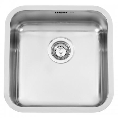 Reginox nerūdijančio plieno virtuvės plautuvė IB 4040 44x44 cm-voniosguru.lt