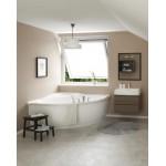 PAA akrilinė vonia Bolero 1450x1450 mm-voniosguru.lt