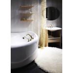 PAA Akrilinė vonia Rumba, 1570x1570 mm-voniosguru.lt