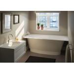 PAA Akmens masės vonia Uno Grande, 1700x750 mm-voniosguru.lt