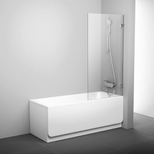 Ravak vonios sienelė BVS1 su tvirtinimais 150x80-voniosguru.lt