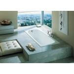 Ketinė vonia Roca Continental 1200x700 mm su kojomis-voniosguru.lt