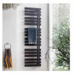 Elektrinis Rankšluosčių džiovintuvas Instal Projekt Nameless 930x500 mm juodas matinis
